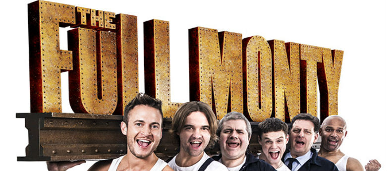 JO MOUSLEY ON TOUR WITH THE FULL MONTY
