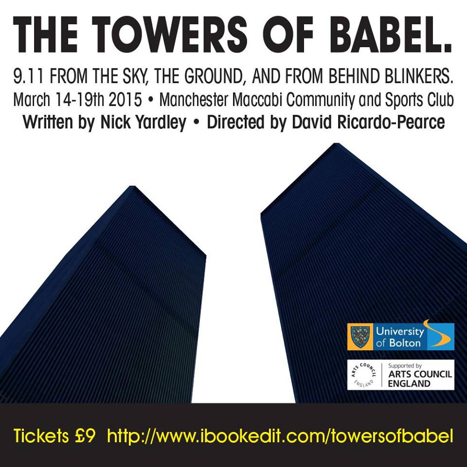 SIMEON TRUBY / TOWERS OF BABEL