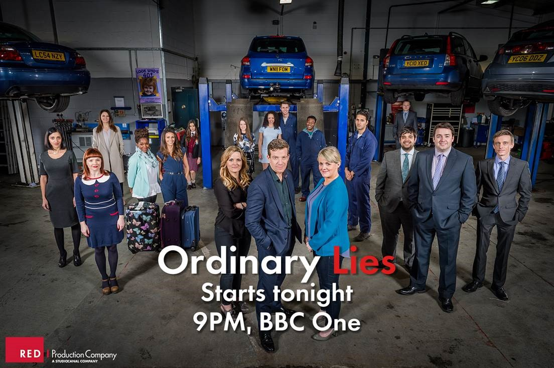 NEW BBC ONE DRAMA / ORDINARY LIES