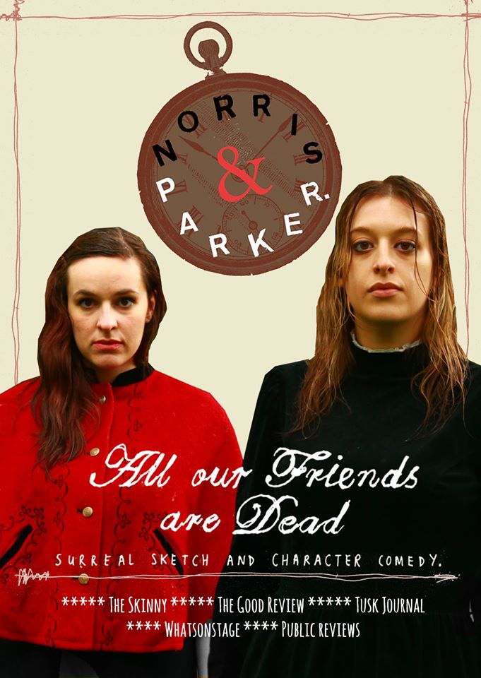 Katie Norris / Norris & Parker – All Our Friends Are Dead