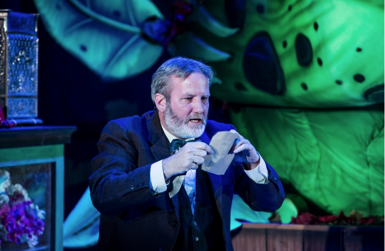 SIMEON TRUBY / LITTLE SHOP OF HORRORS