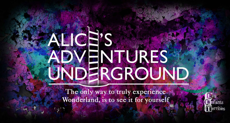LAURYN REDDING / ALICE'S ADVENTURES UNDERGROUND