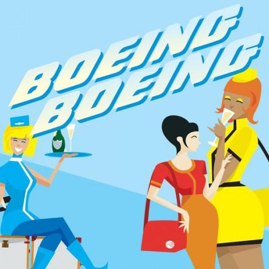 MAEVE LARKIN / BOEING BOEING