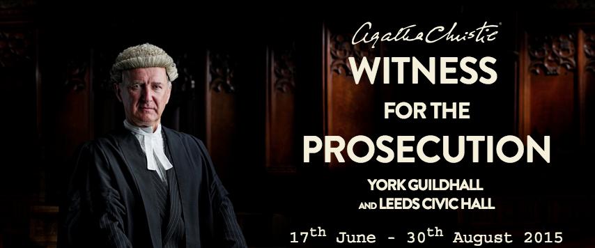 GORDON KANE / WITNESS FOR THE PROSECUTION