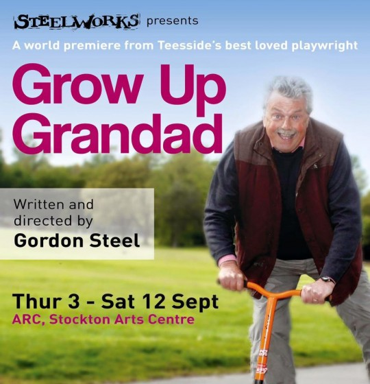 SIMEON TRUBY / GROW UP GRANDAD