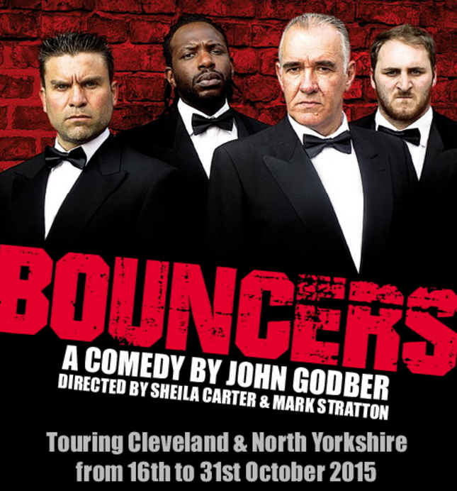 ANDREW GROSE / BOUNCERS