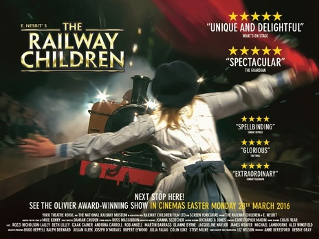 ELIANNE BYRNE & ANDRINA CARROLL / THE RAILWAY CHILDREN
