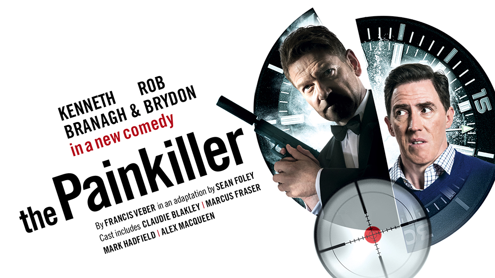 DARRYL CLARK / THE PAINKILLER