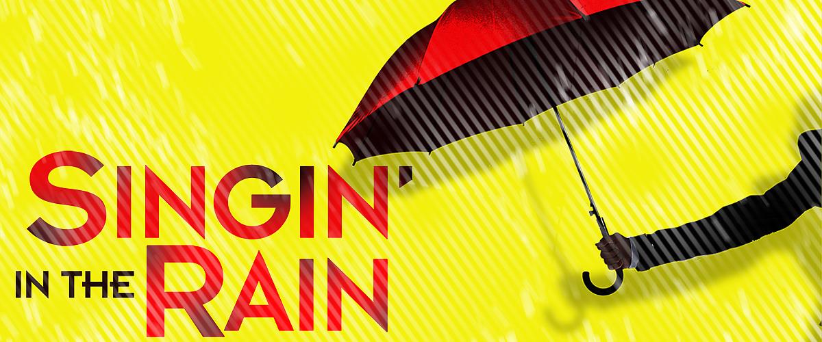 BARBARA HOCKADAY / SINGIN' IN THE RAIN