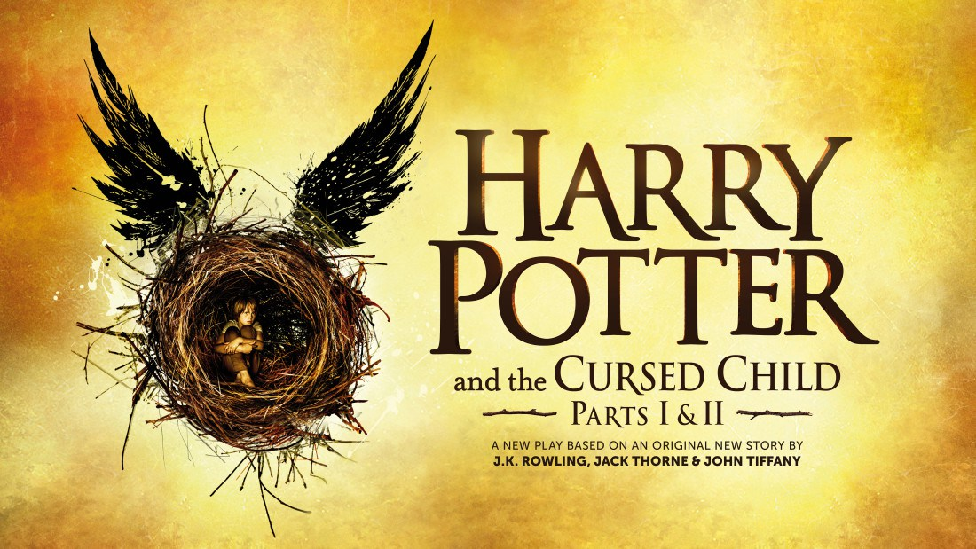 HELEN ALUKO / HARRY POTTER AND THE CURSED CHILD REVIEWS