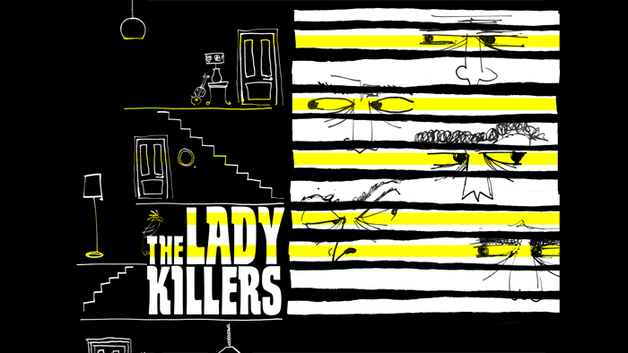 SIMEON TRUBY / THE LADYKILLERS