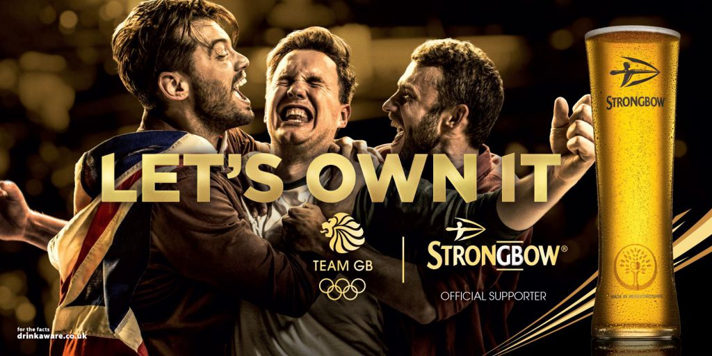 PETER ASH / STRONGBOW 'LET'S OWN IT'