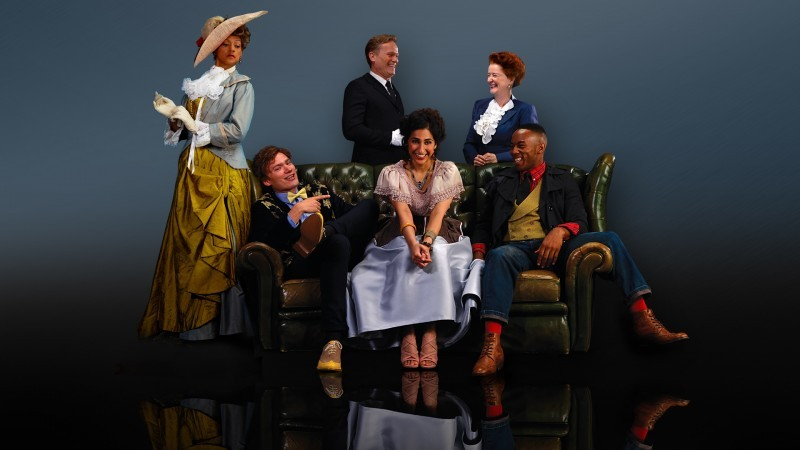 DOMINIC GATELY / THE IMPORTANCE OF BEING EARNEST