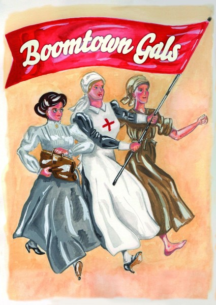 JOYCE BRANAGH / BOOMTOWN GALS