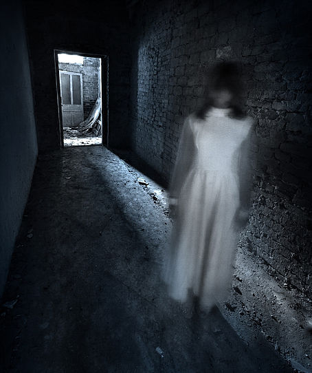 ELIANNE BYRNE / GHOST STORY OF HEATON