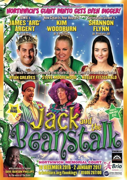 SHANNON FLYNN / JACK AND THE BEANSTALK