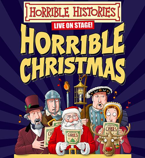LAURYN REDDING / HORRIBLE CHRISTMAS