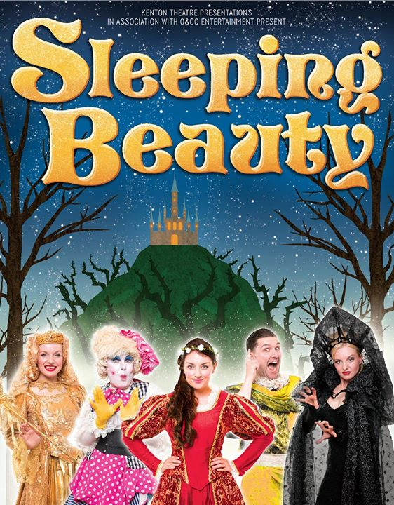 KIERAN PARROTT / SLEEPING BEAUTY