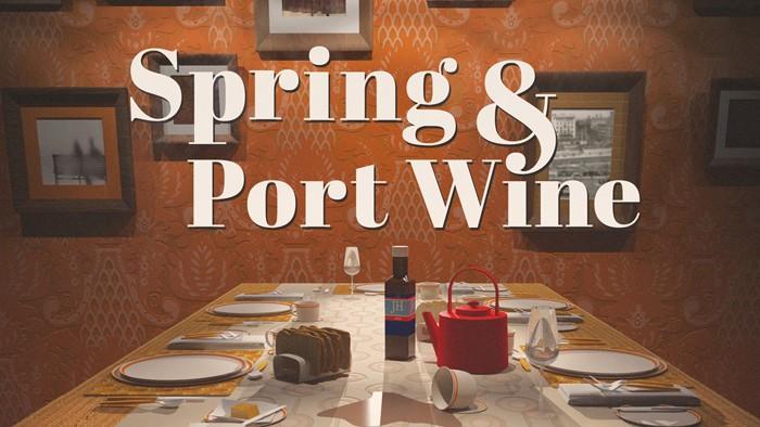 JOSEPH CARTER & GARETH CASSIDY / SPRING & PORT WINE