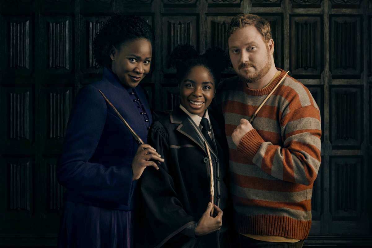 HELEN ALUKO / HARRY POTTER & THE CURSED CHILD