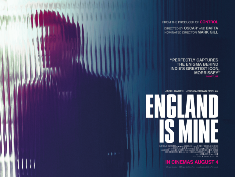 JOSEPH CARTER & ALAN FRENCH / ENGLAND IS MINE – WORLD PREMIERE