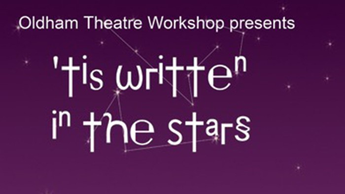 NATHAN HORROCKS / 'TIS WRITTEN IN THE STARS