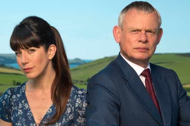 MAGGIE TAGNEY / DOC MARTIN SERIES 8