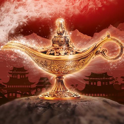 Nicola Jayne Ingram / Aladdin
