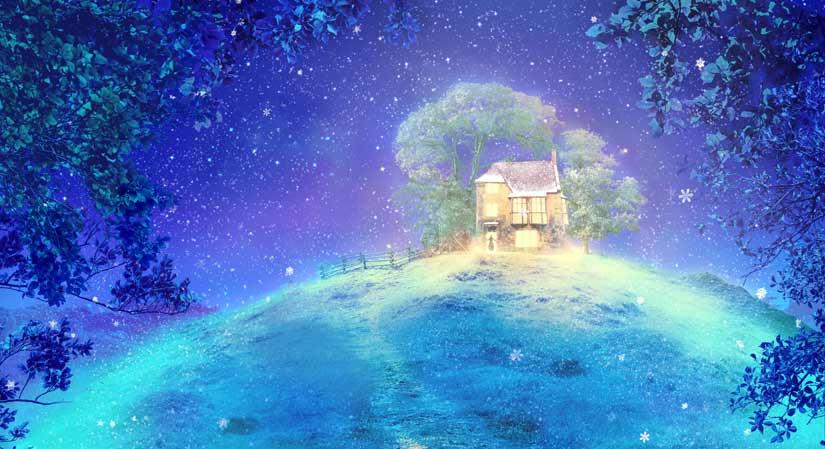 Anna Soden / Return to Elm House