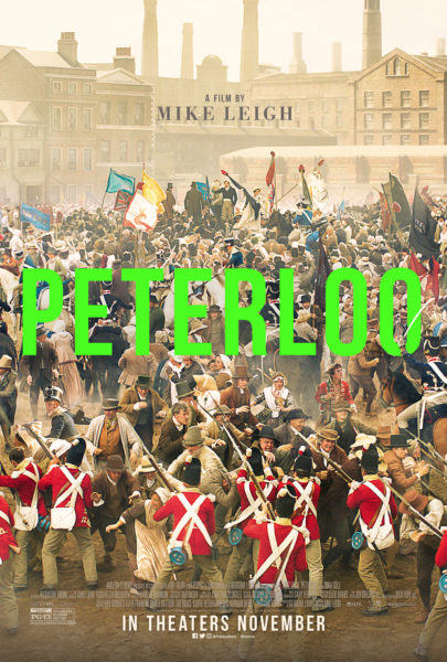John Branwell / Peterloo