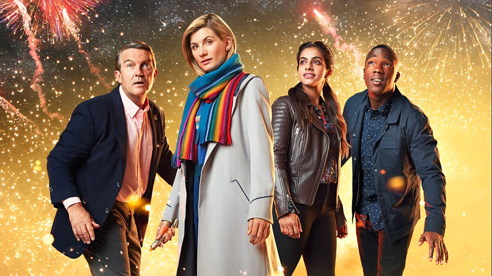 Darryl Clark / Doctor Who: Resolution