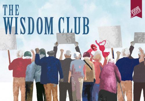 John Branwell / The Wisdom Club