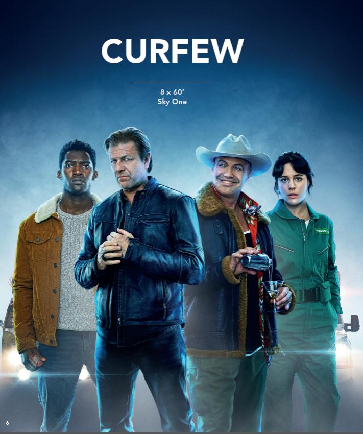 Gareth Cassidy / Curfew