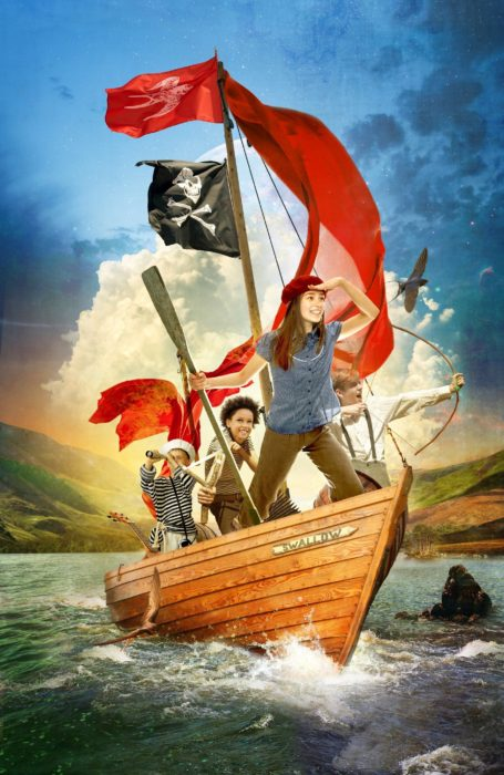 Kieran Buckeridge / Swallows and Amazons