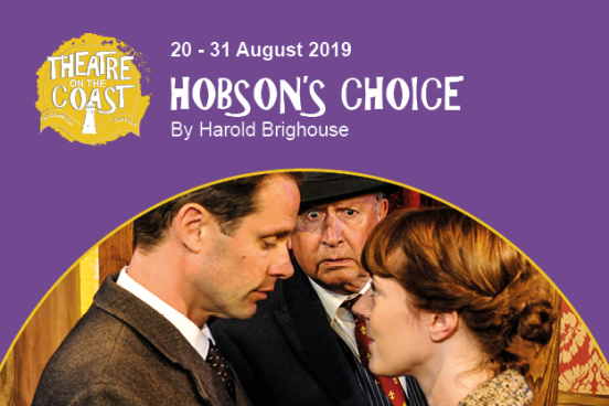 Joseph Carter / Hobson's Choice