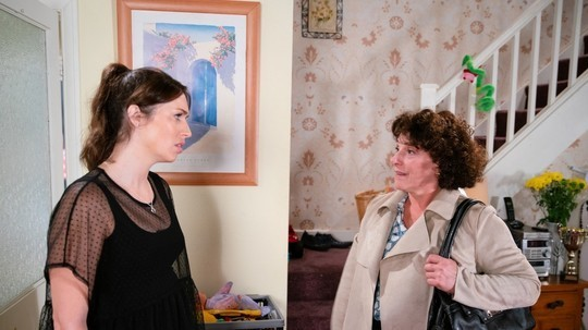Kerry Peers / Coronation Street