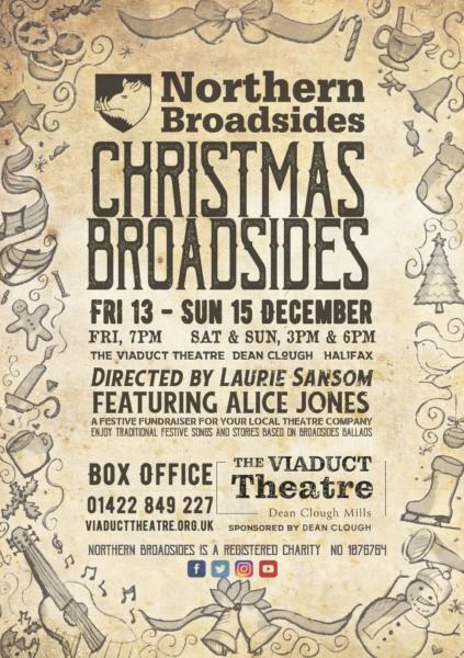 Catherine Kinsella / Christmas Broadsides