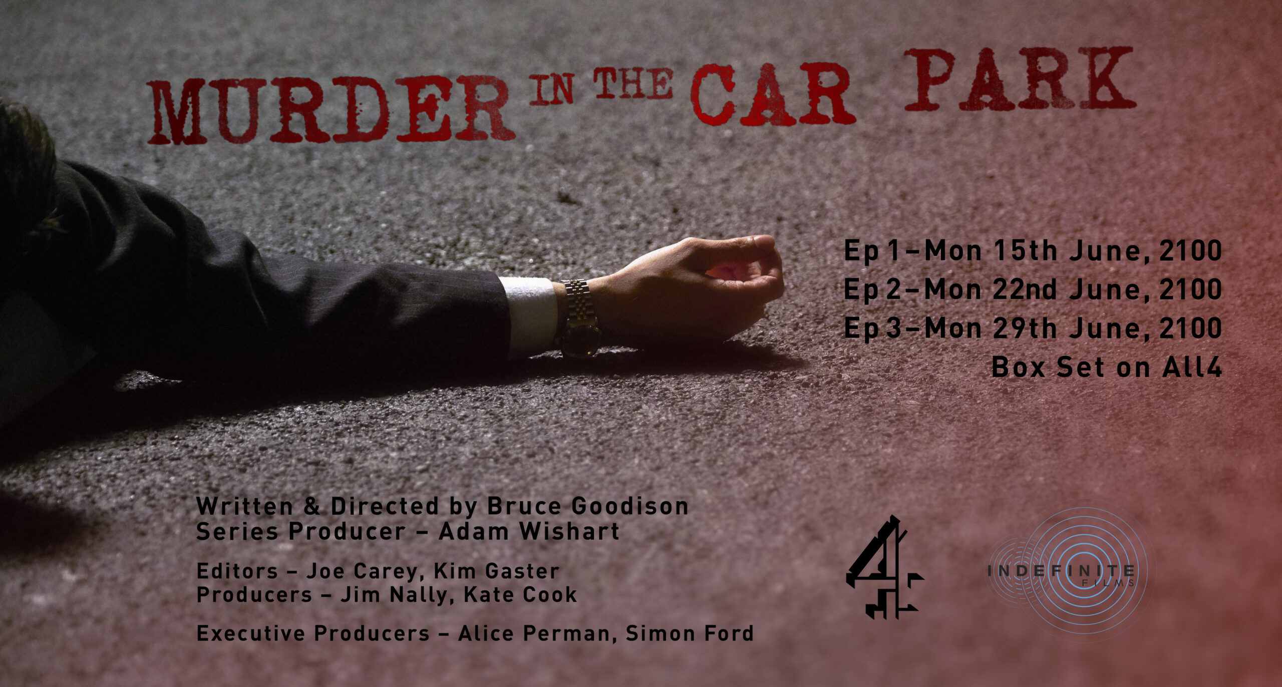Darryl Clark / Murder in the Car Park