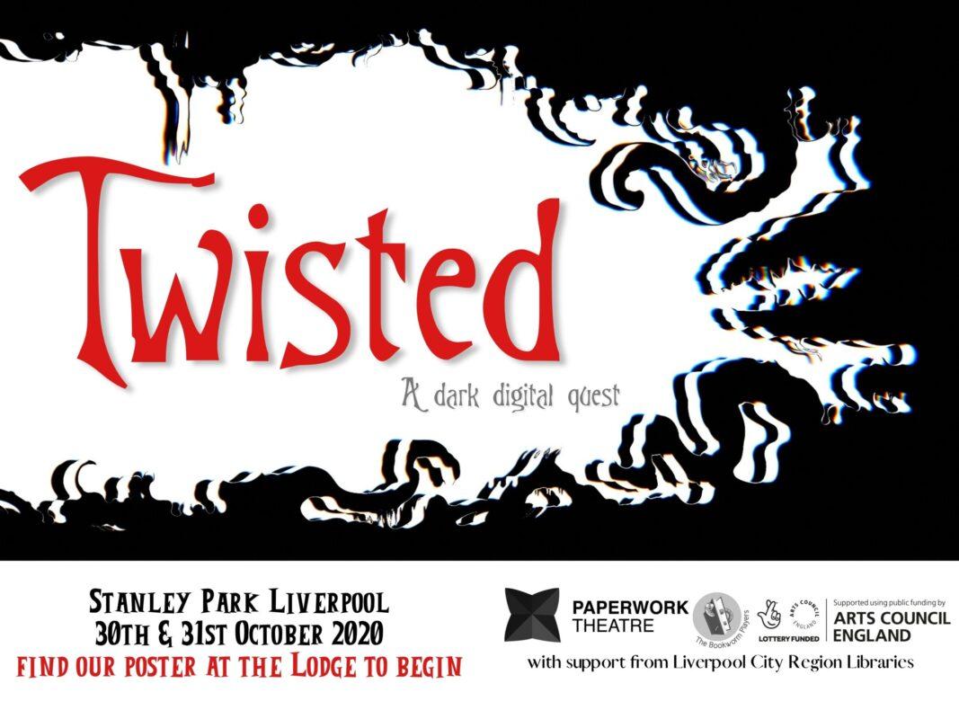 Jessica May Buxton / Twisted