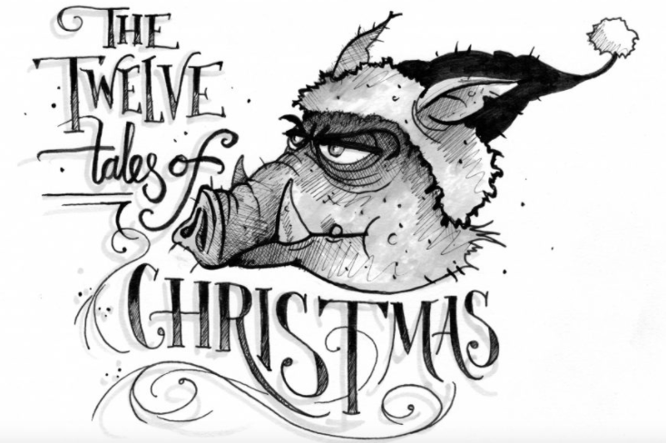 Andrew Whitehead / The Twelve Tales of Christmas
