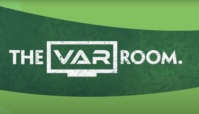 Gareth Cassidy / The VAR Room