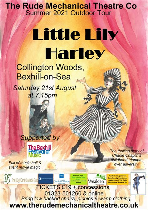 Ed Thorpe / Little Lily Harvey