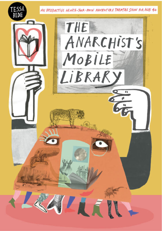 Lucy Tuck / The Anarchist's Mobile Library