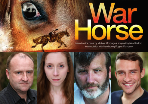 WAR HORSE HITS CAPE TOWN