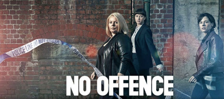ANDREW GROSE / NO OFFENCE