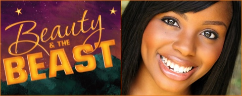HELEN ALUKO IN BEAUTY AND THE BEAST