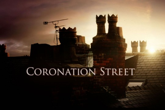 EMMA MATTHEWS / CORONATION STREET – CORRIE CRASH HORROR