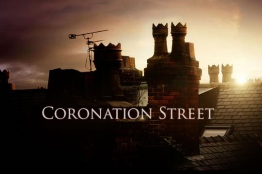 EMMA MATTHEWS / CORONATION STREET – CORRIE CRASH HORROR