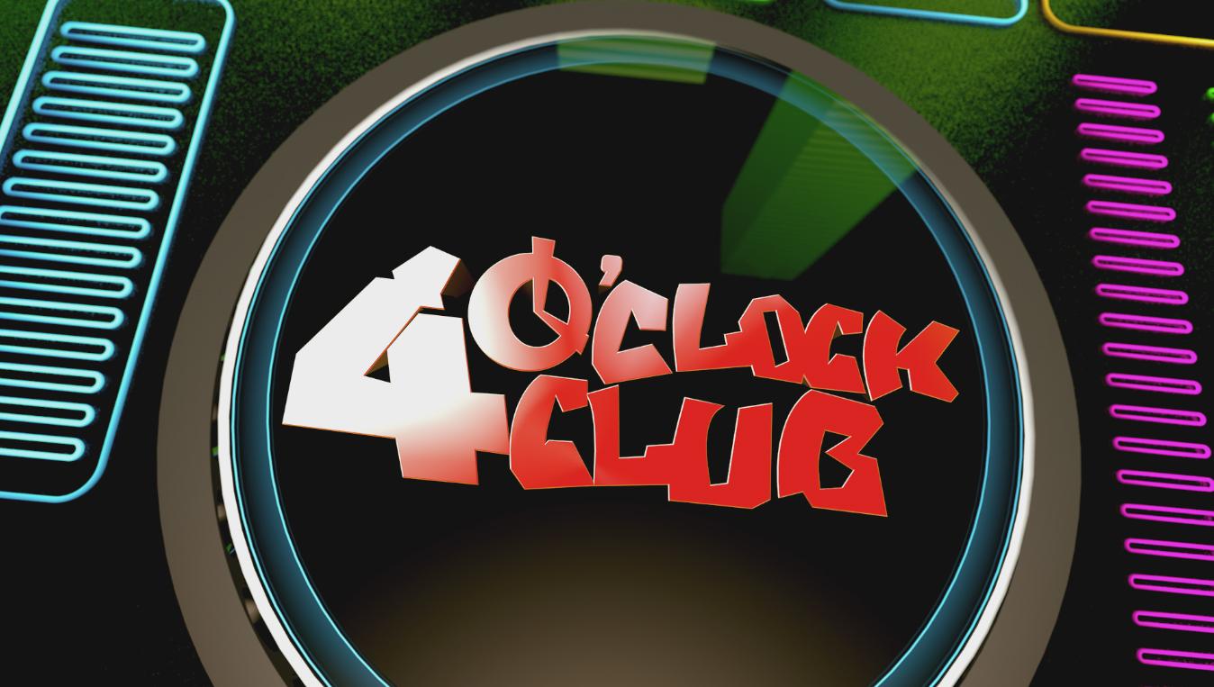 NICHOLAS CAMM AND CHARLOTTE WEST-ORAM / 4 O'CLOCK CLUB