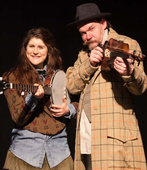 ANDREW WHITEHEAD / LITTLE SURE SHOT – THE EGG & WEST YORKSHIRE PLAYHOUSE